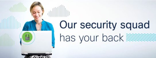 Our security squad has your back image