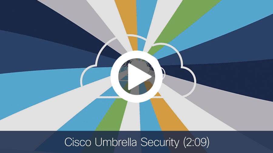 Video: Cisco Umbrella Cloud Security Service