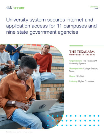 Texas A&M System Case Study