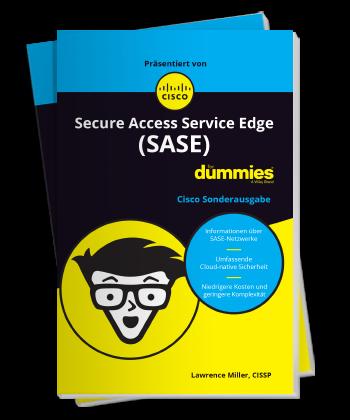 Secure Access Service Edge (SASE) für Dummies – E-Book