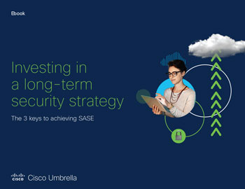 Ebook cover - investing in a long-term security solution