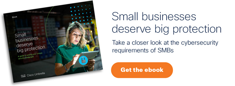 Small businesses deserve big protection - Get the ebook