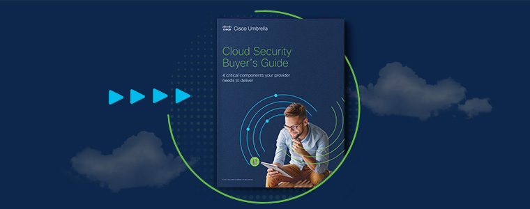 Cisco is your cloud security guide