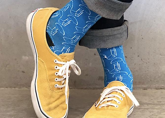 Bonus: Umbrella socks