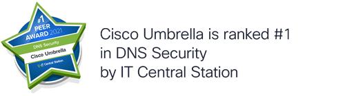 DNS Securilty Award