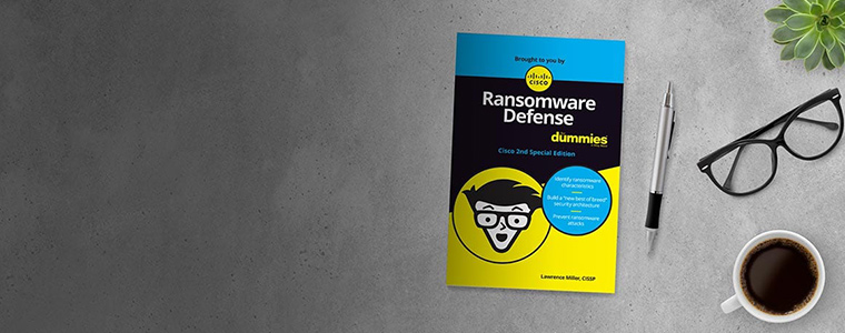 Ransomware for Dummies 2nd Edition