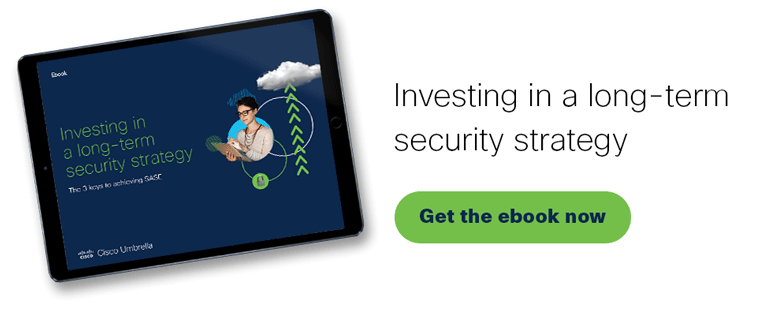 Investing in a long-term security strategy - get the ebook