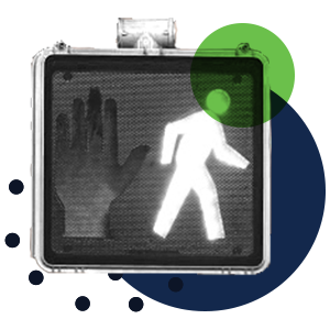 Improved traffic icon